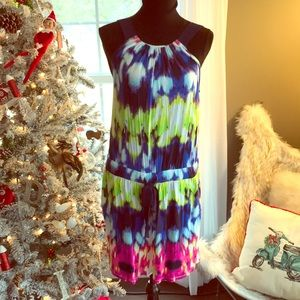 Milly knit Romper new colorful SZ- Large Gift idea